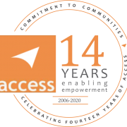 14 Year Access Logo