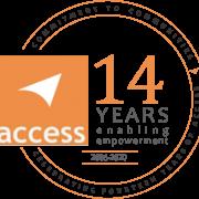 14 Year Access Logo