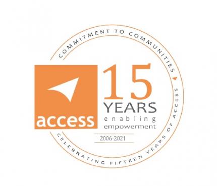 Access 15year Logo